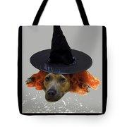 Forgetful Tote Bag by Renee Trenholm