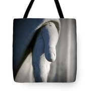 Forgiven Tote Bag by Maglioli Studios