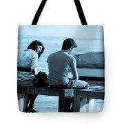 Forgiveness Tote Bag by Syed Aqueel