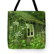 The Forgotten English Cottage Tote Bag
