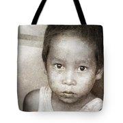 Forgotten Faces 12 Tote Bag