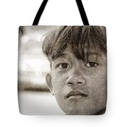 Forgotten Faces 16 Tote Bag