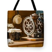 Forgotten Kitchen Of Yesteryear Tote Bag