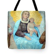 Forgotten Painting Tote Bag