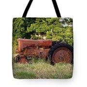 Forgotten Tractor 23 Tote Bag