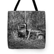 Forgotten Treads Tote Bag
