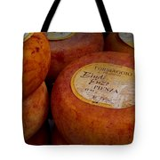 Formaggio Cheese Of Italy Tote Bag by Roger Mullenhour