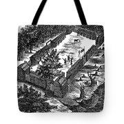 Fort Boonesborough, 1775 Tote Bag