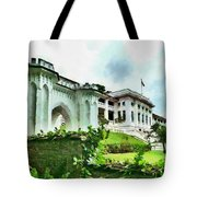 Fort Canning Park Visitor Centre Tote Bag