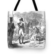 Fort Detroit: Surrender Tote Bag by Granger