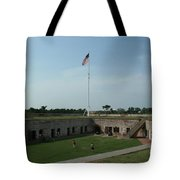 Fort Macon Tote Bag