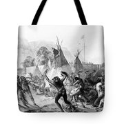 Fort Mckenzie, 1833 Tote Bag by Granger