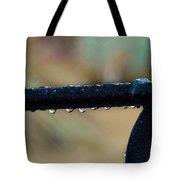 Fort Pierce Morning Dew Tote Bag