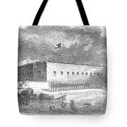Fort Pulaski, Georgia, 1861 Tote Bag