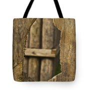 Fort Walls Tote Bag