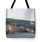 Fortress Canakkale And War Memoriel - Dardanelles Tote Bag