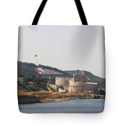 Fortress Canakkale - Dardanelles Tote Bag
