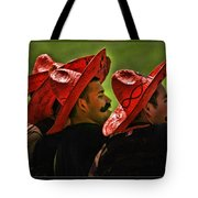 Four Amigos Tote Bag