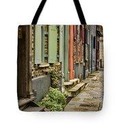 Fournier Street Tote Bag