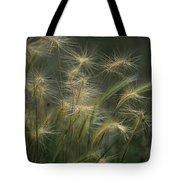 Foxtail Barley Tote Bag