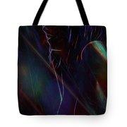 Fractal Girl 2 Tote Bag
