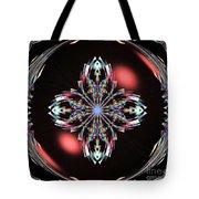 Fractal Illumination Tote Bag