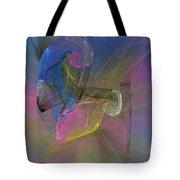 Fractimagination Tote Bag