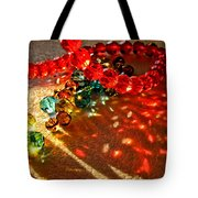 Fractured Light II Tote Bag