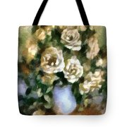Fragrant Roses Tote Bag