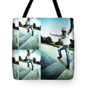 Frame By Frame Tote Bag