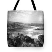 France: Chateau, 1853 Tote Bag