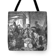 France: Custom House, 1854 Tote Bag