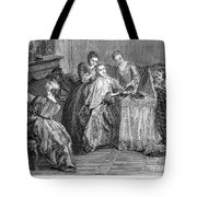 France: Daily Life Tote Bag