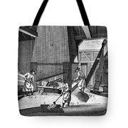 France: Iron Forge, C1750 Tote Bag