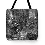 France: Massacre, 1572 Tote Bag