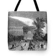 France: Meteor, 1868 Tote Bag
