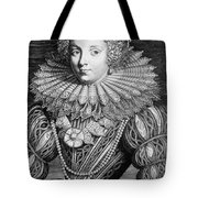 France: Noblewoman Tote Bag