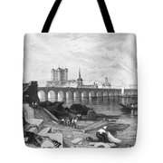 France: Saumur Tote Bag