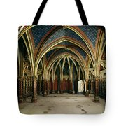 France: Ste. Chapelle Tote Bag