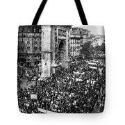 France: Strike, 1968 Tote Bag