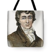 Francis Scott Key (1779-1843) Tote Bag