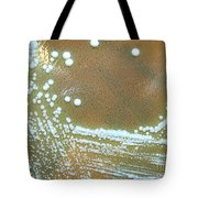 Francisella Tularensis Culture Tote Bag
