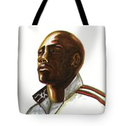 Franckie Fredericks Tote Bag