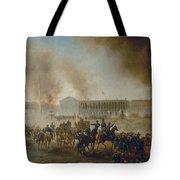 Franco-prussian War, 1870 Tote Bag