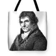 Francois Chaussier, French Physician Tote Bag