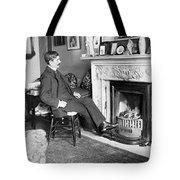 Frank Harris (1854-1931). American Writer Born In Galway, Ireland Tote Bag