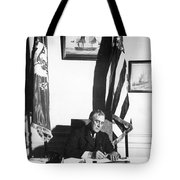 Franklin D. Roosevelt, 32nd American Tote Bag