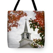 Franklin Steeple Tote Bag