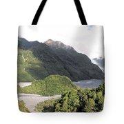 Franz Josef Glacier Nz Tote Bag