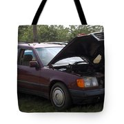 Fred The Car Tote Bag